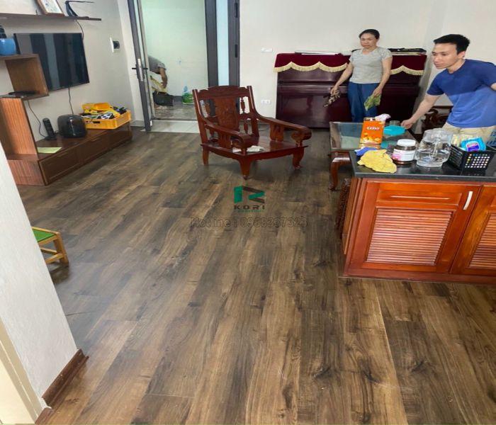Lựa chọn sàn gỗ công nghiệp loại tốt