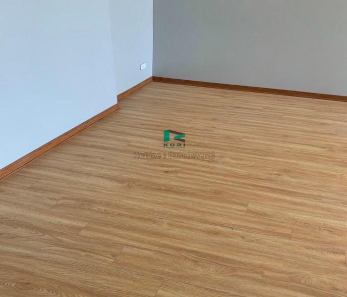 Lắp đặt sàn gỗ tại Gia Lâm Hà Nội