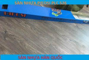 sàn nhựa hèm khóa Hàn Quốc Pieosi, báo giá sàn nhựa hèm khóa hàn quốc hà nội,